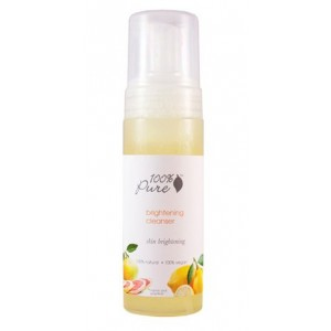 Skin Brightening facial cleanser