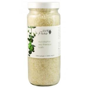 Organic Eucalyptus Sea Therapy Bath Soak
