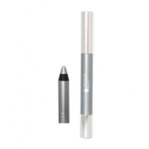 Kreminis akių šešėlių pieštukas su vaisių pigmentais - Pewter