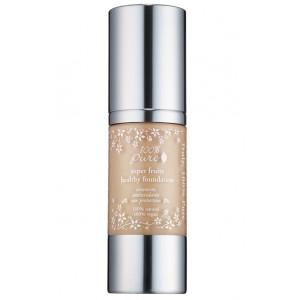 Healthy skin Mate foundation with Super fruits SPF20 (full coverage / satin finish)