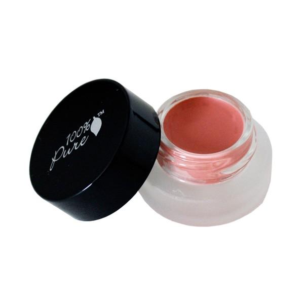 100 pure fruit pigmented pot rouge blush peachy - Pot rouge exterieur ...