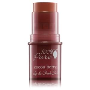 Natūralūs lūpų / skruostų skaistalai - Shimmery Cocoa Berry
