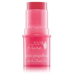 Natūralūs lūpų / skruostų skaistalai - Pink Grapefruit Glow