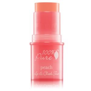 Natūralūs lūpų / skruostų skaistalai - Peach Glow