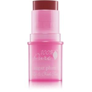 Natūralūs lūpų / skruostų skaistalai - Sugar Plum Sheer