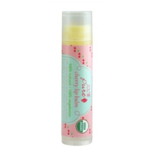 Organic Cherry Lip Balm