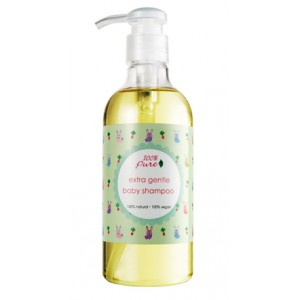 Natūralus šampūnas kūdikiams - Ypatingai švelnus