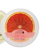 Natūralus maitinantis išsuktas kūno sviestas - Raudonųjų apelsinų