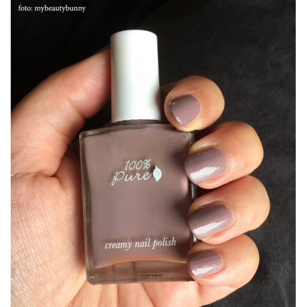 100% Pure Creamy Nail Polish