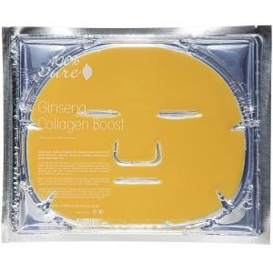 Ženšenio kaukė veidui - Colagen Boost