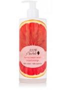 Natūralus prausiklis Honey Cream Wash - Raudonųjų apelsinų
