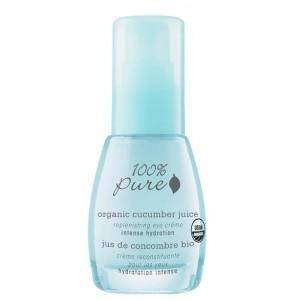 Replenishing Eye Cream - Organic Cucumber Juice