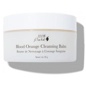 Ekologiškas raudonųjų apelsinų valantis balzamas veidui