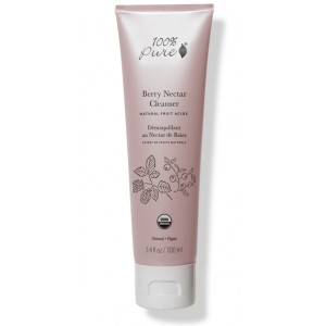 Berry Nectar Cleanser with natural fruit acids