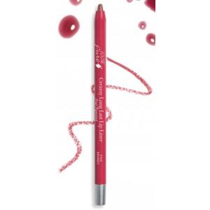 Ilgai išliekantis kreminis lūpų pieštukas - Pink Brandy