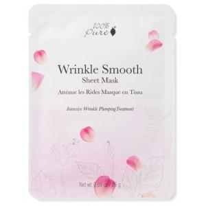 Lyginanti raukšles korėjietiška Bambukų pluošto veido kaukė - Wrinkle Smooth