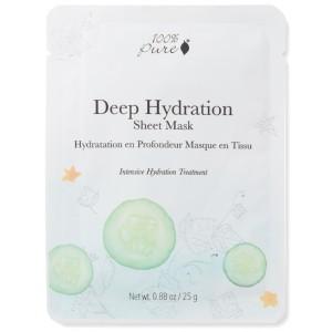 Giliai drėkinanti korėjietiška veido kaukė - Deep Hydration