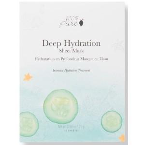 Giliai drėkinanti korėjietiška veido kaukė - Deep Hydration (5vnt dėžutė)